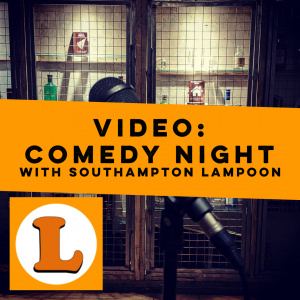 VIDEO: Comedy Night at The Mayflower Village