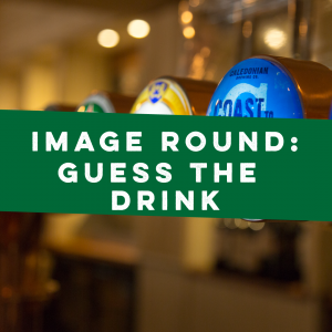 Drinks Image Quiz Round