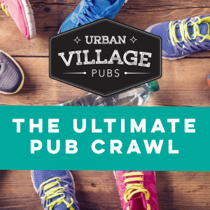 Virtual Village Pub Crawl